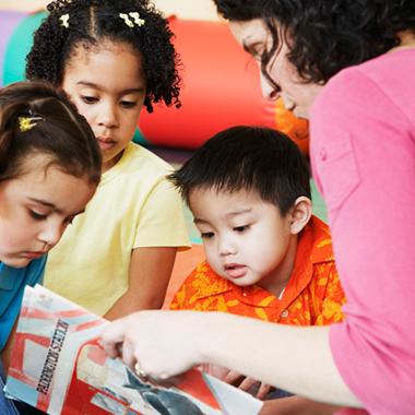 Services à la petite enfance – Éducation et accueil des jeunes enfants