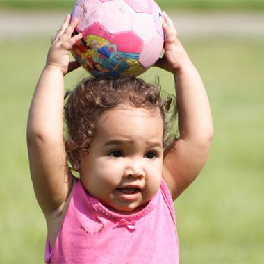 Activité physique chez l'enfant