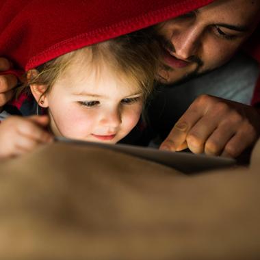 Technologie en éducation de la petite enfance